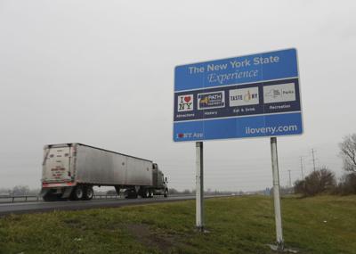 Highway Sign Dispute