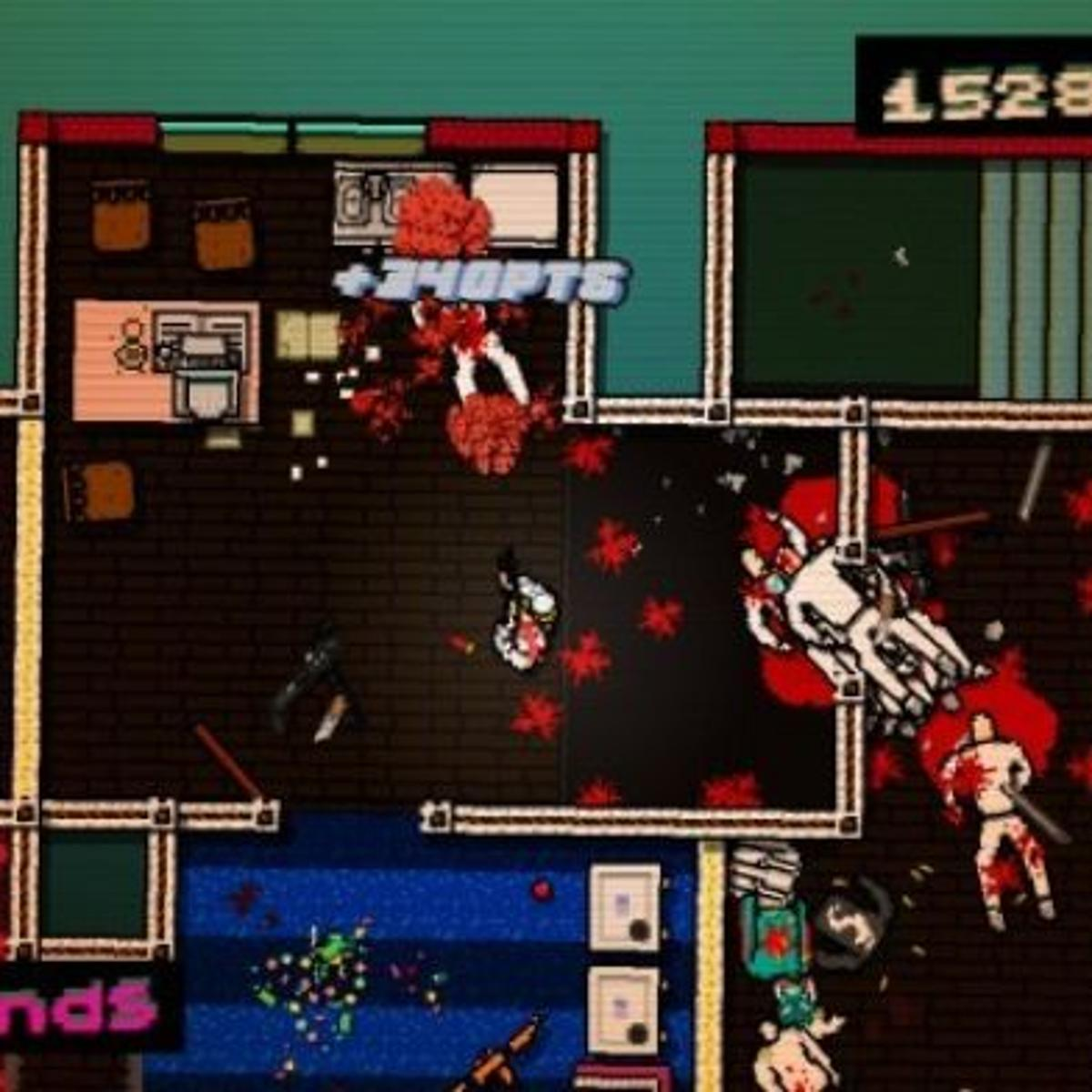 Game review: 'Hotline Miami' an addictive cocktail of blood and neon