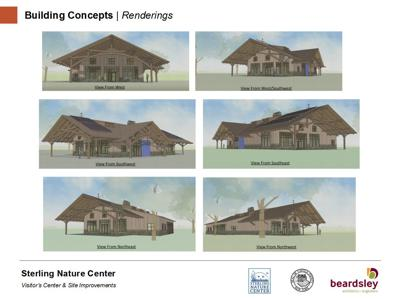 Sterling Nature Center redesign