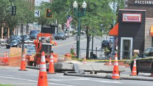 Downtown Auburn back to normal after sewer work shuts down part of E. Genesee St.