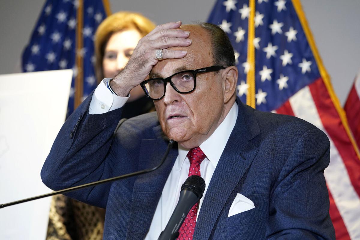Giuliani Investigation