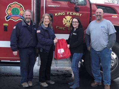 Southern Cayuga County fire department receives pet oxygen mask