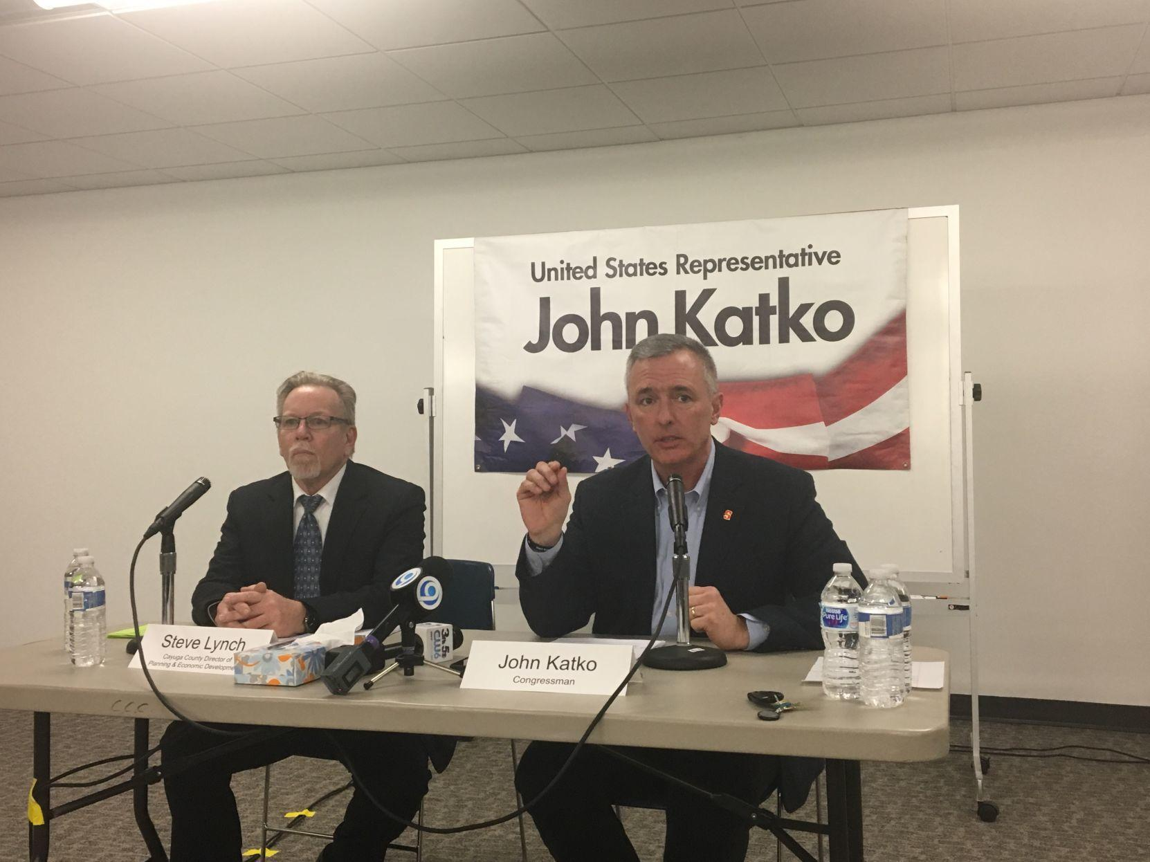 CNY residents discuss I-81 at Katko's town hall in Auburn