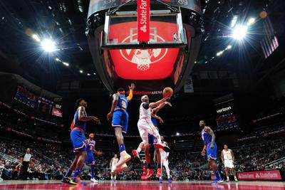 NBA's Atlanta Hawks will turn arena into giant voting center for upcoming elections