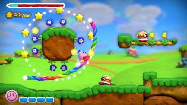 'Kirby and the Rainbow Curse'