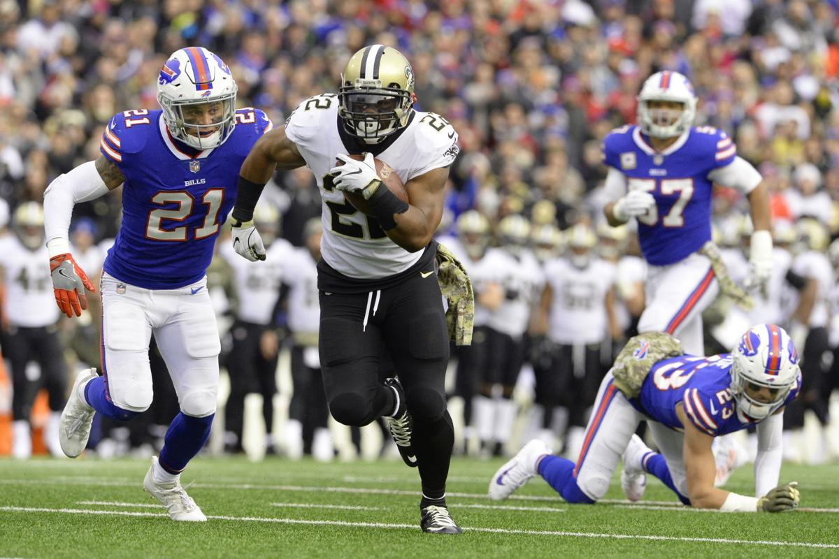 Saints Bills Football