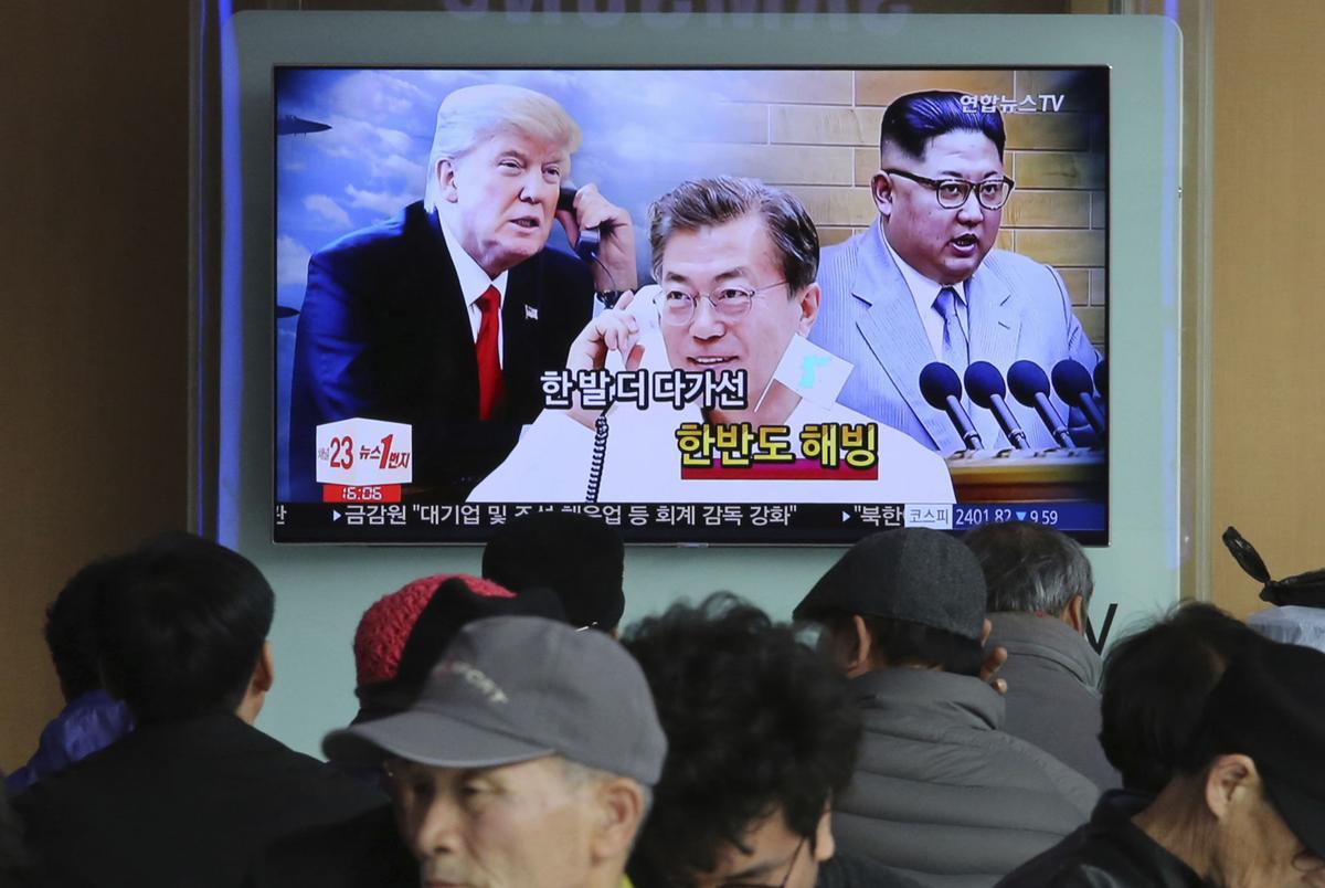 Koreas tensions