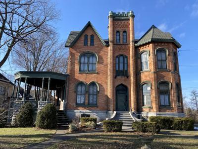 Seymour mansion 1