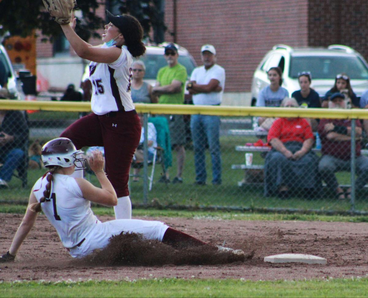 Softball: Auburn vs Central Square - 2