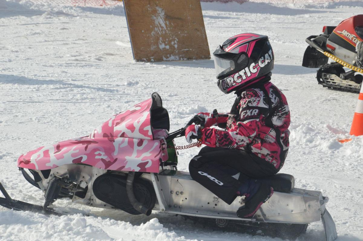 Racers relish 'adrenaline rush' of snowmobile races in Fair Haven