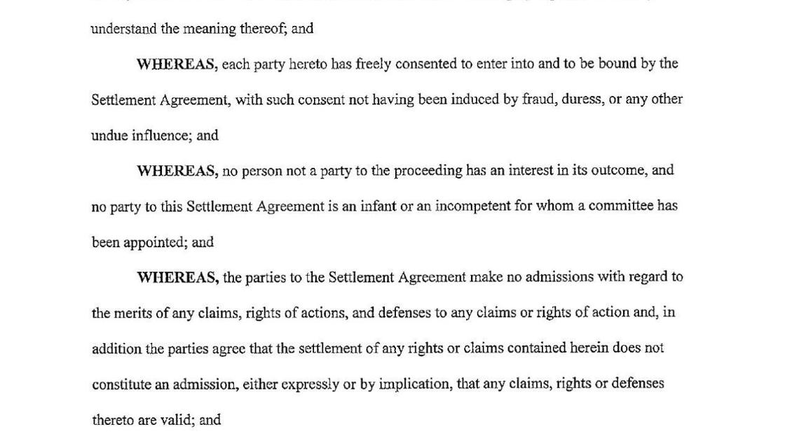 Suzanne sinclair settlement agreement auburnpub platinumwayz
