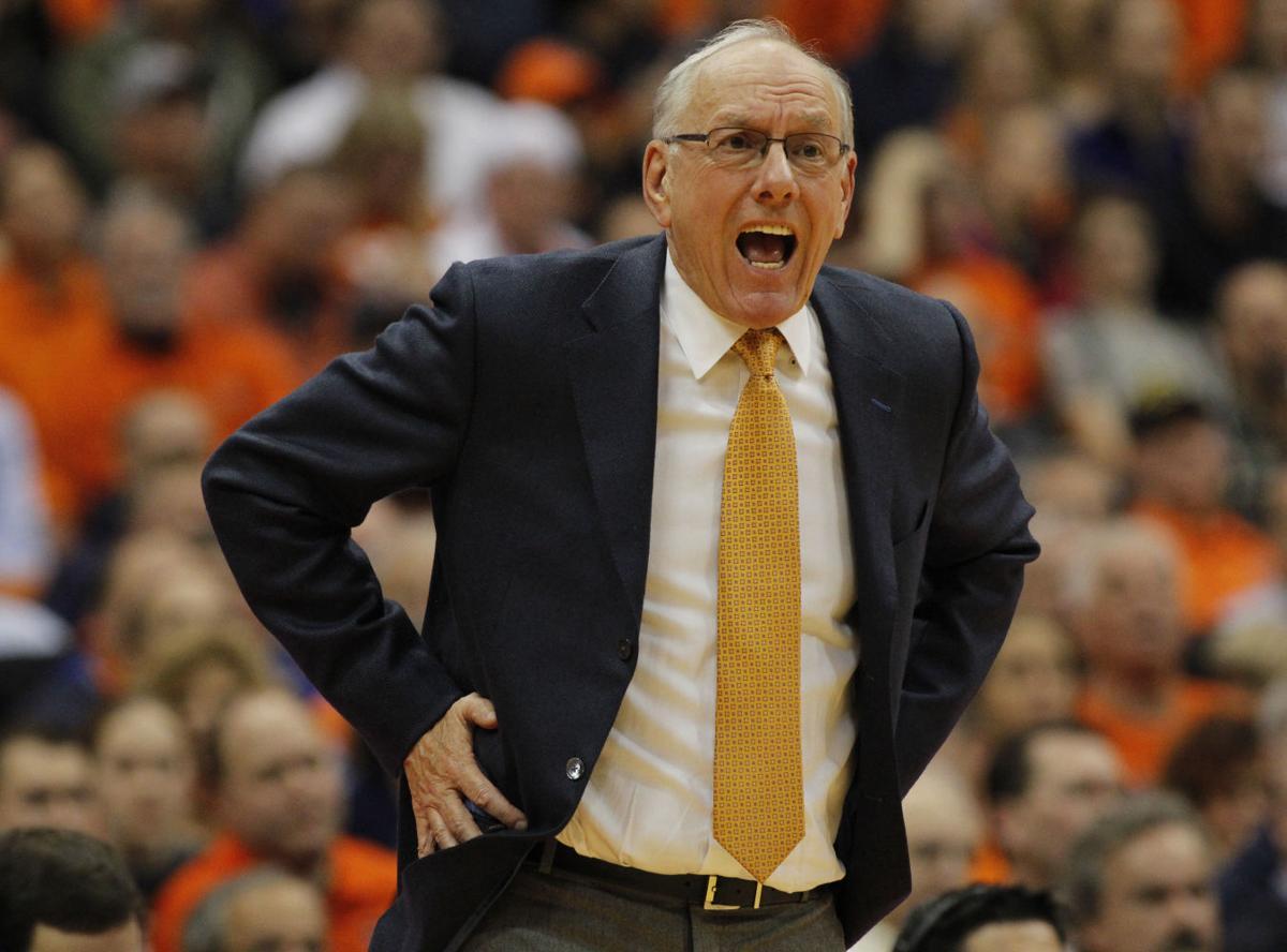 Updated Syracuse Coach Jim Boeheim S 9 Game Suspension Upheld Will