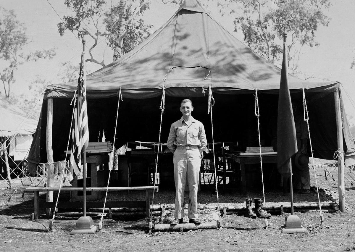 WWII Missing Hero General