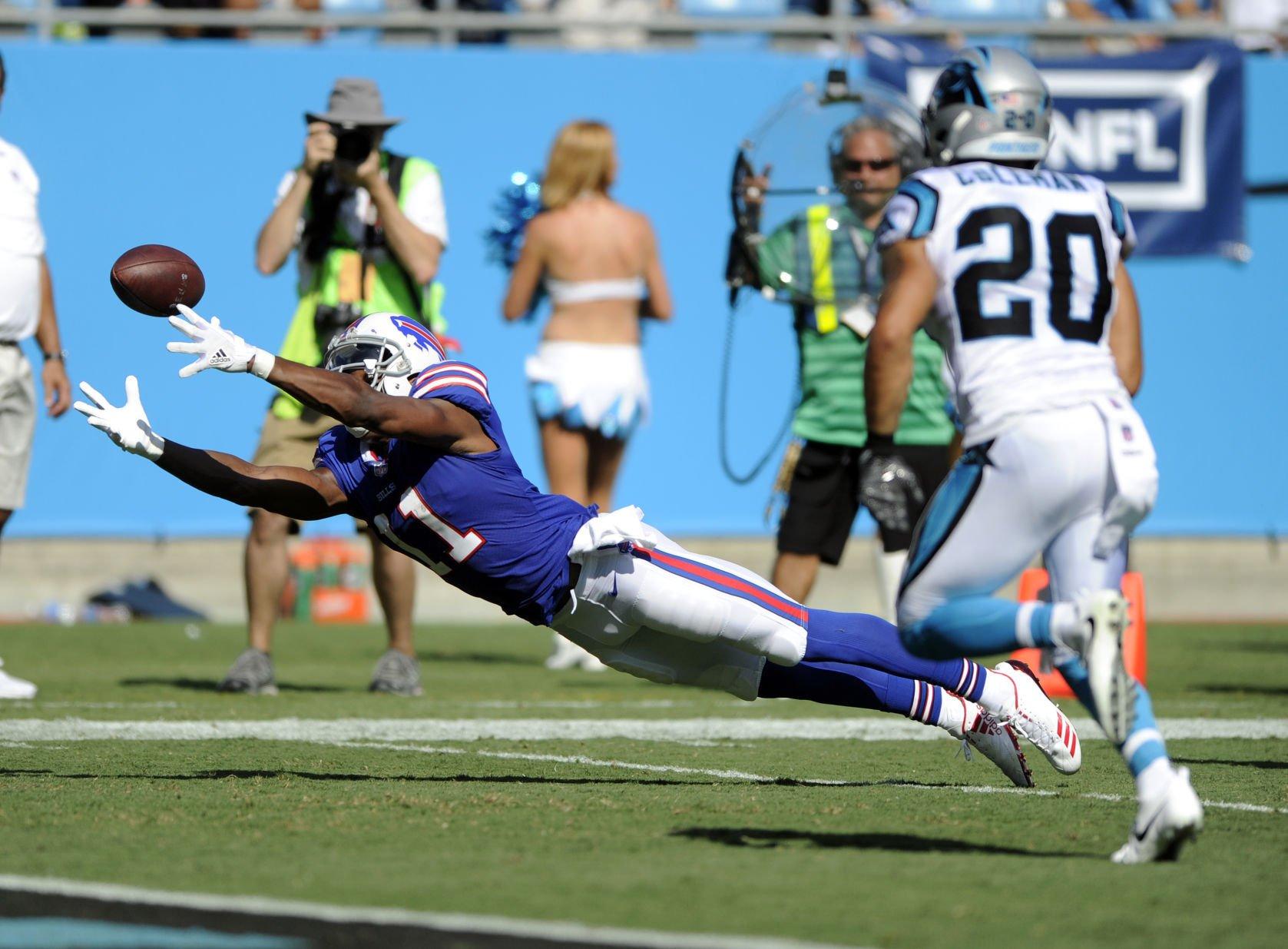 Broncos fall to Bills, 26-16, in Buffalo