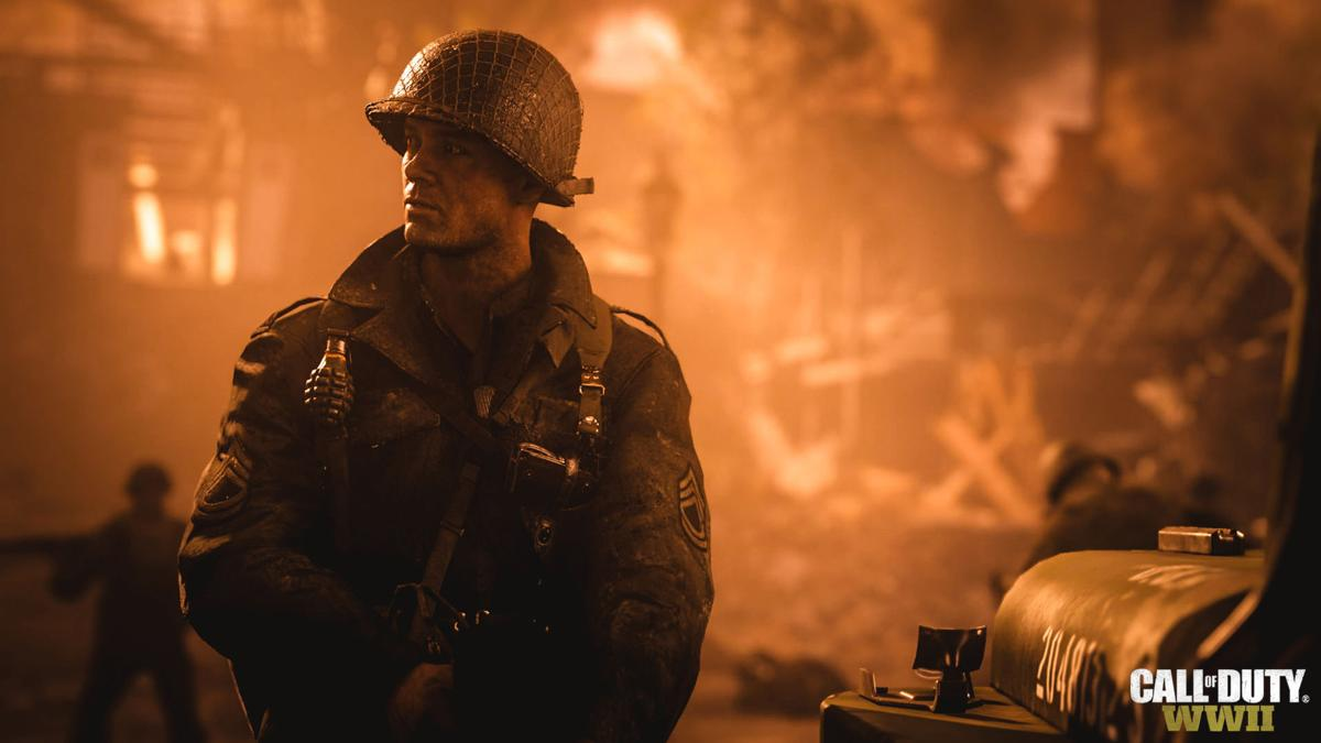 Call Of Duty Wwii Ps4 Review You Can Never Go Home Again Sony Playstation 4 Cod Limited Edition Non Dvd Codwwii