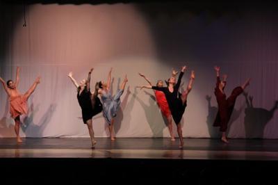 Kaleidoscope Dance Theatre/Sean McLeod Dance Experience