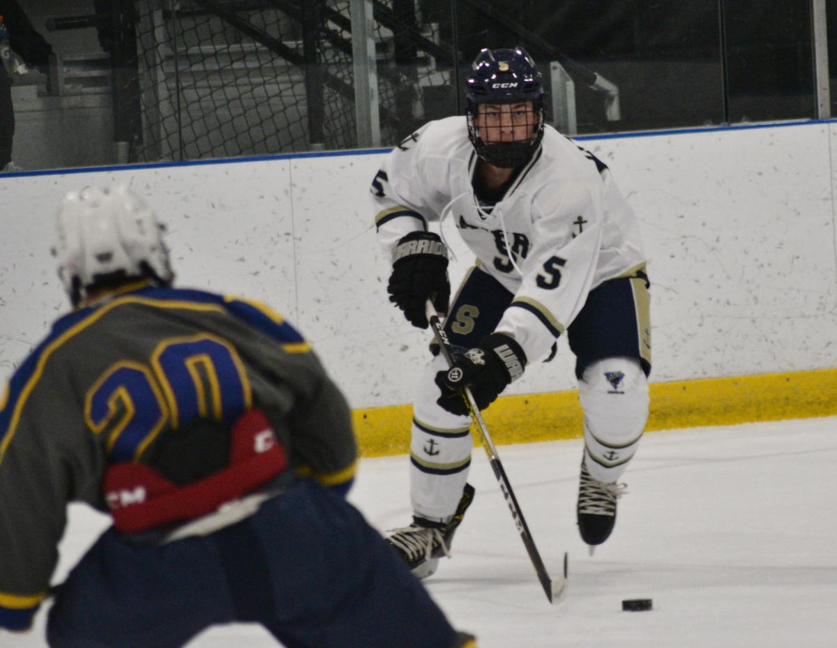 Ice hockey - Skaneateles vs. Pelham - 7