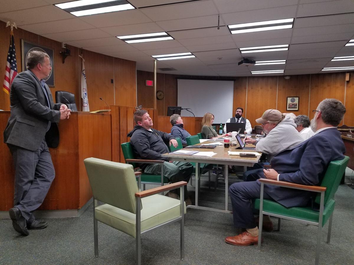 Cayuga County Government Operations Nov. 6
