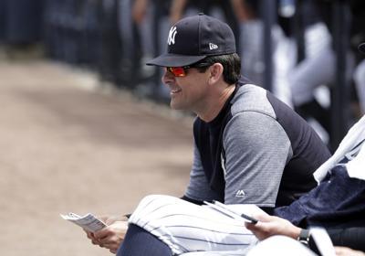 Braves Yankees Spring Baseball