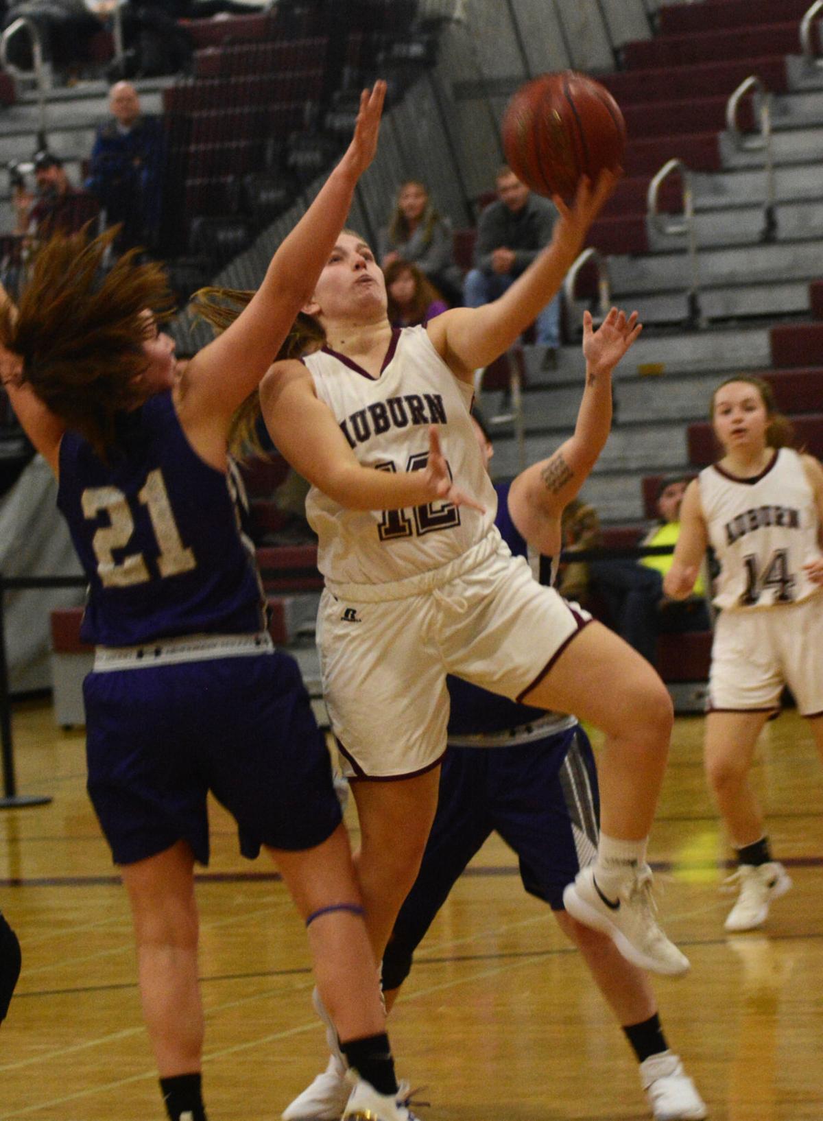 Auburn Girls Basketball Shrugs Off Slow Start Cruises Past