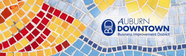 Auburn Downtown Business Improvement District logo