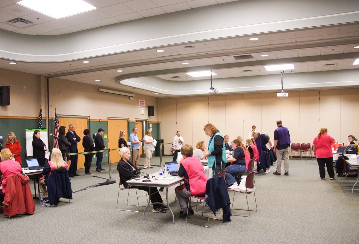 Cayuga County Health Department emergency preparedness training