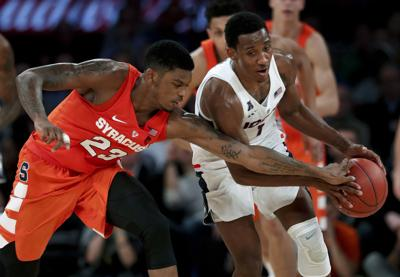 Syracuse Men S Basketball Opens Acc Schedule Against Virginia Tech