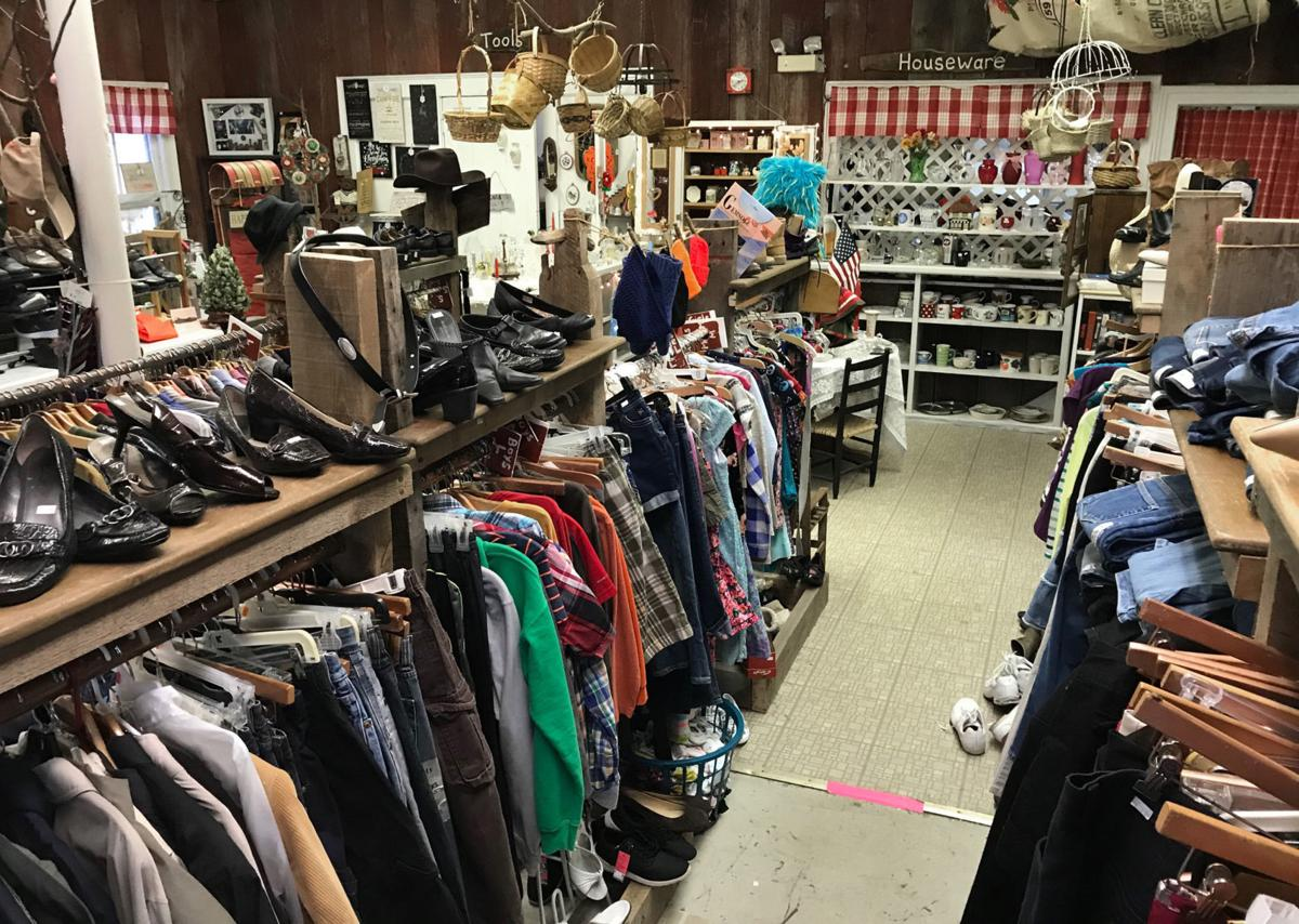 Bargain barn: Family thrift shop celebrating two years in ...