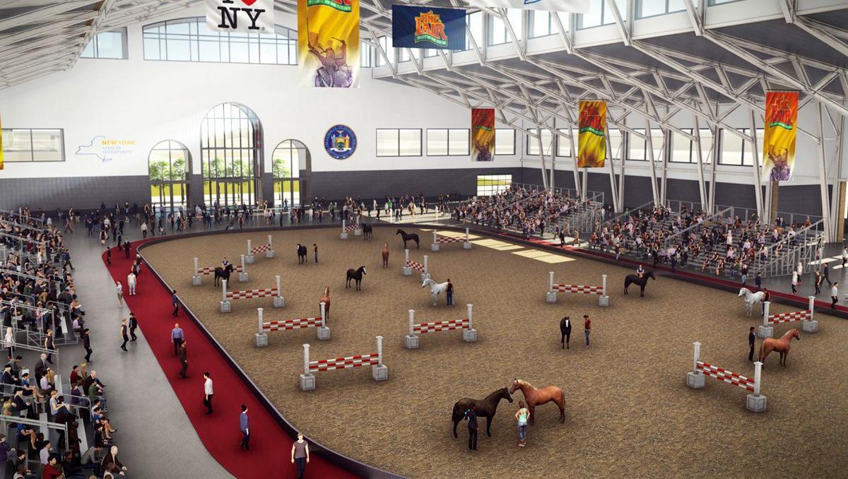Fair Expo Center Rendering 5