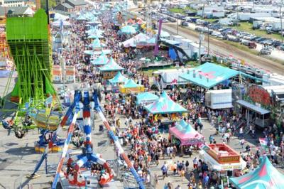 Labor Day at the New York State Fair