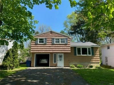 3 Bedroom Home in Syracuse - $149,900