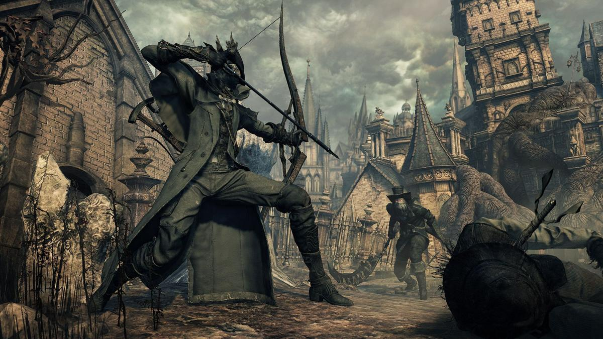 'Bloodborne: The Old Hunters'