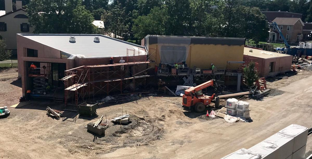 Downtown Auburn welcome center on track for late-October opening
