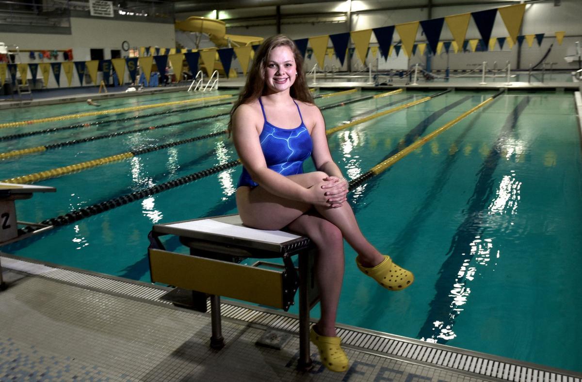 Girls Swimmer of the Year: Grace King, Skaneateles