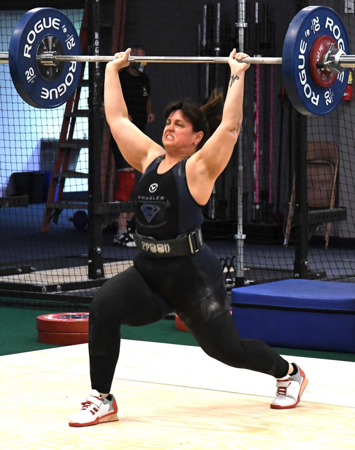 Weightlifting - 1