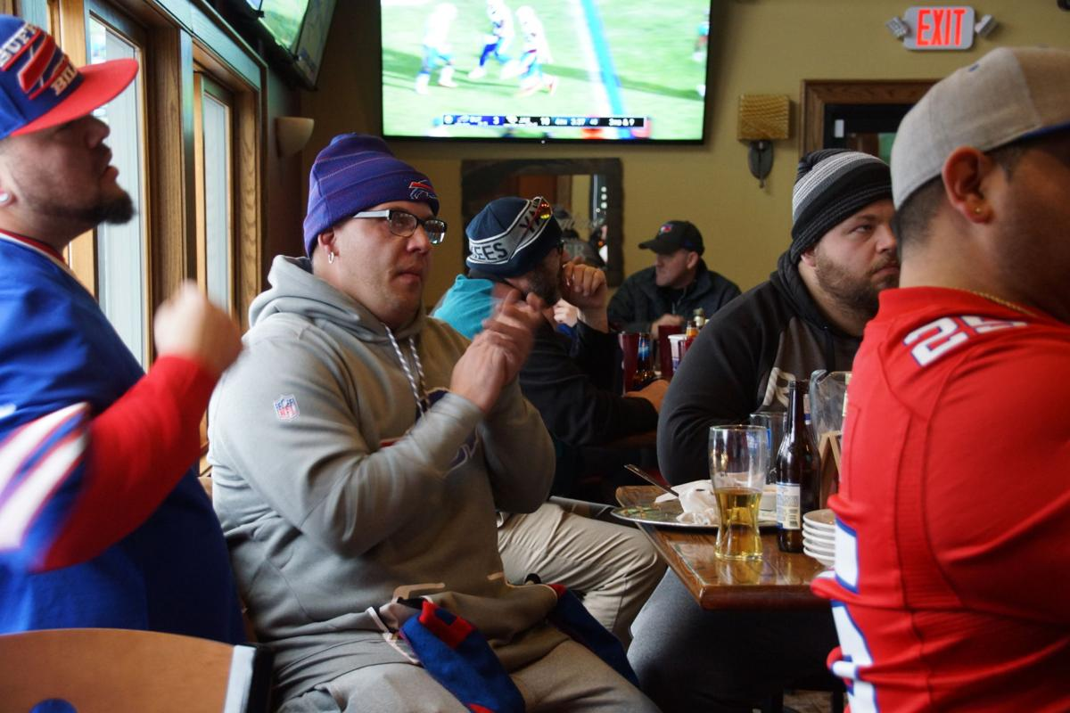Buffalo Bills Fans 4