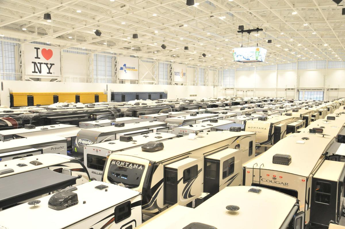 Central New York RV show offers 'little bit of everything