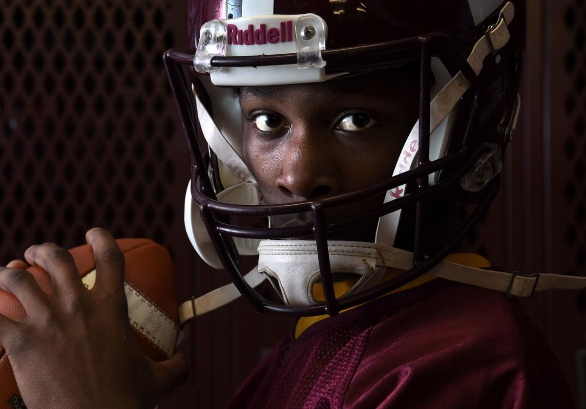 Football Player of the Year: Shaheed Beal, Auburn
