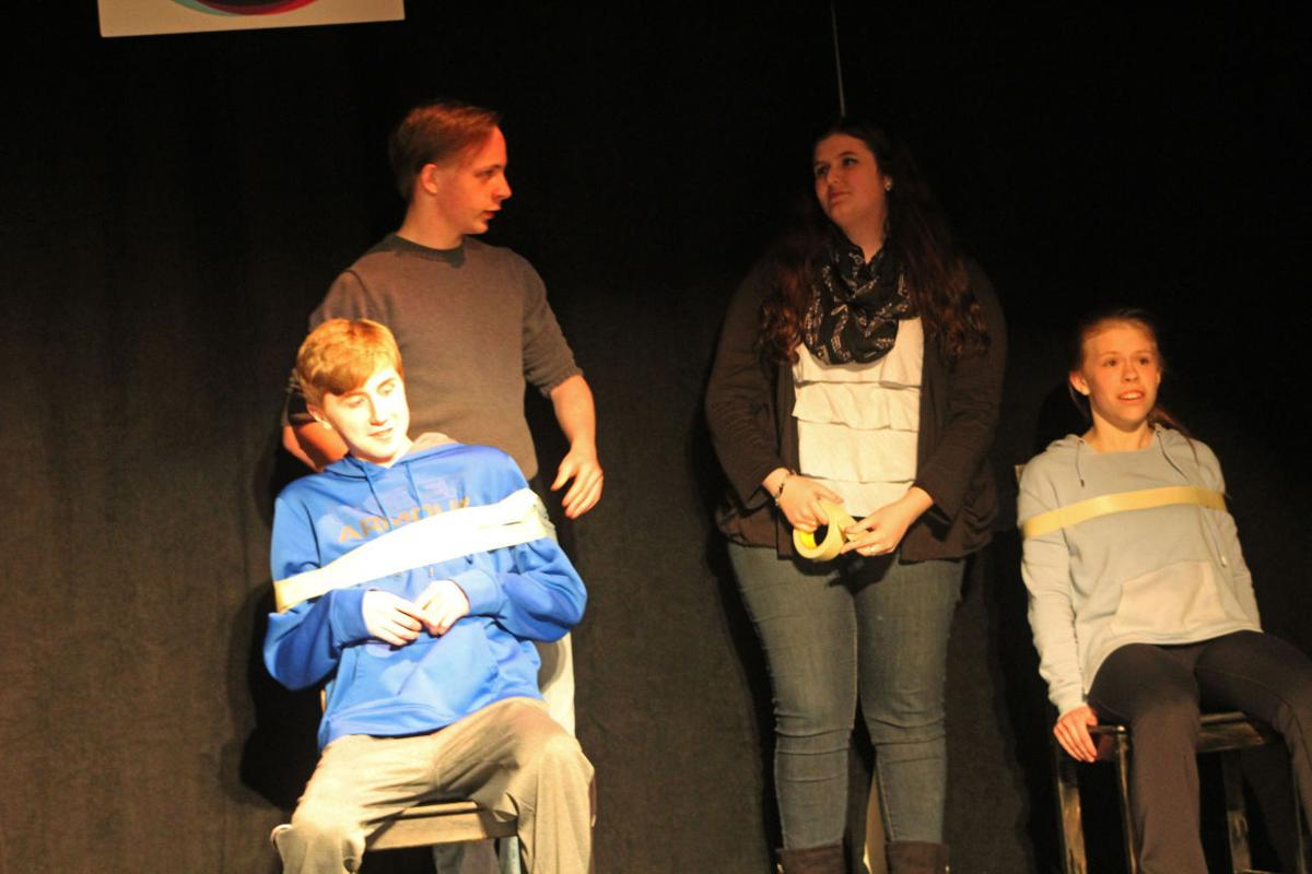 Auburn students presenting eight 10-minute plays at APT show