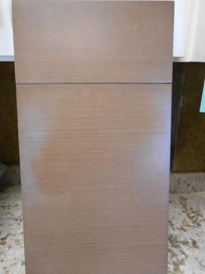 Showplace Kitchen Cabinet Doors in Rockport Gray