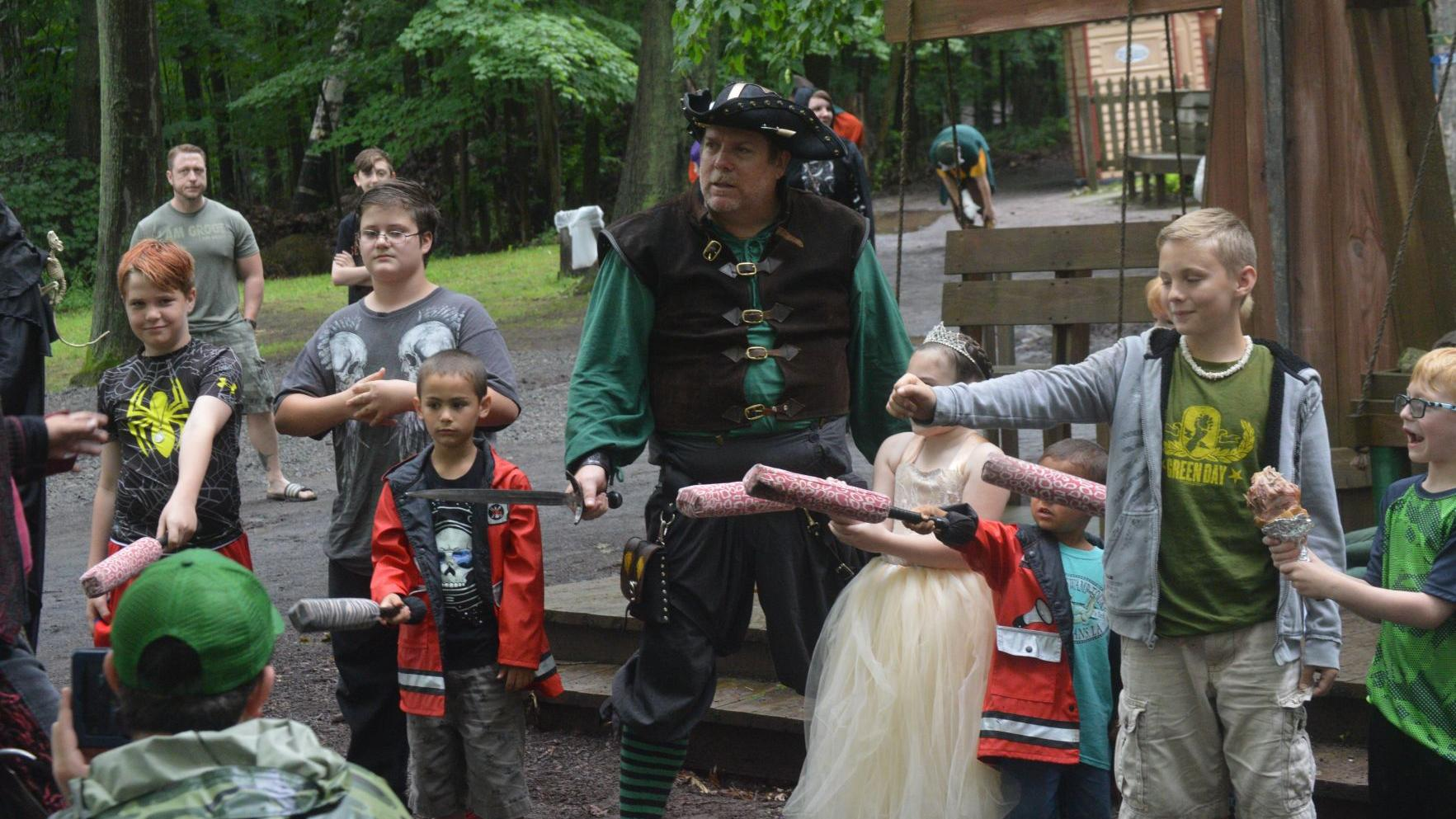 Actors, activities abound at the Sterling Renaissance Festival