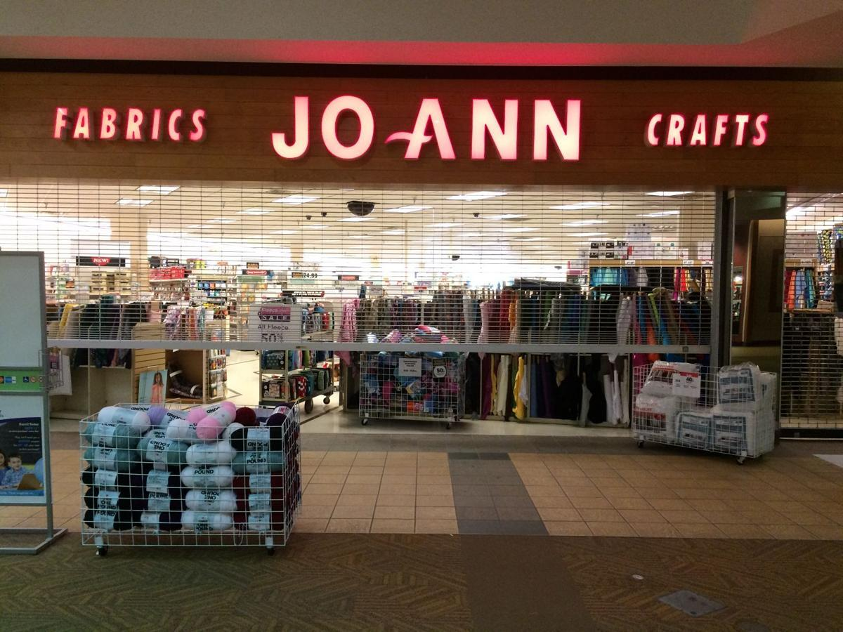 jo ann fabrics and crafts jo fabric leaving fingerlakes mall local news 6855