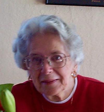Violet Steele Hebert