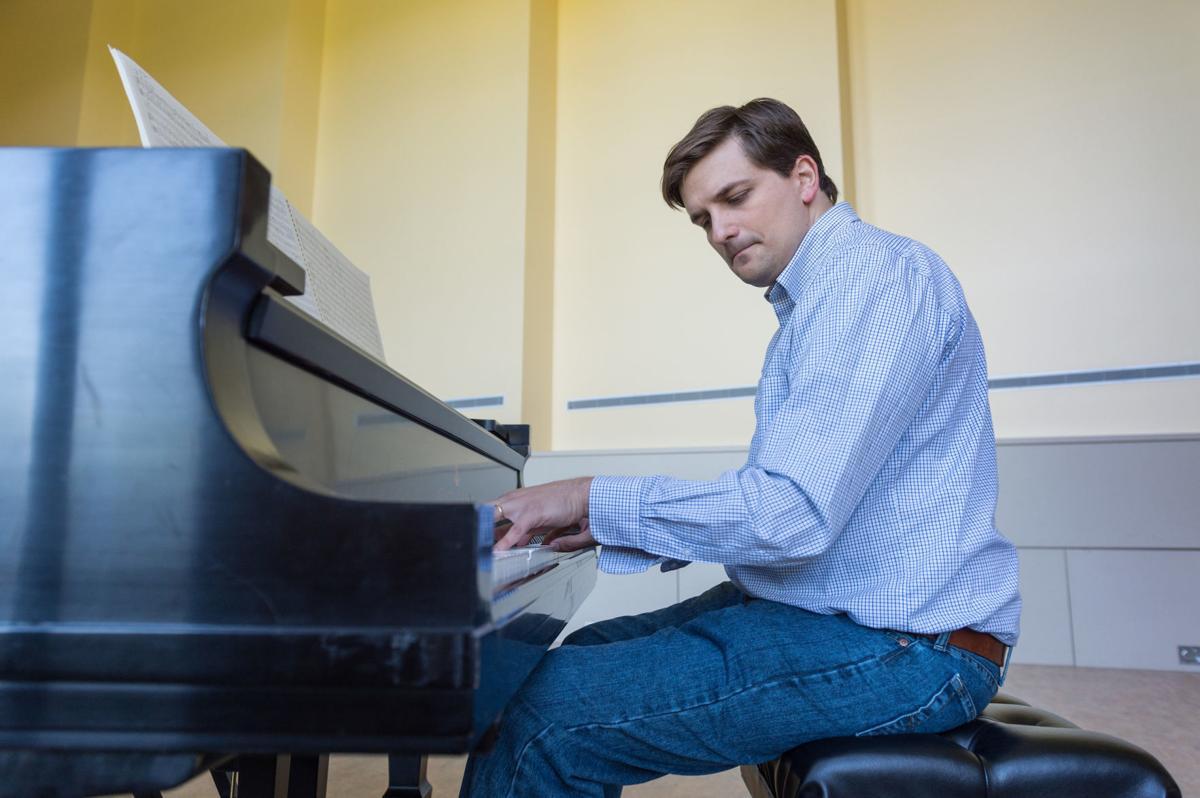 Auburn alumnus now a Notre Dame professor, composer