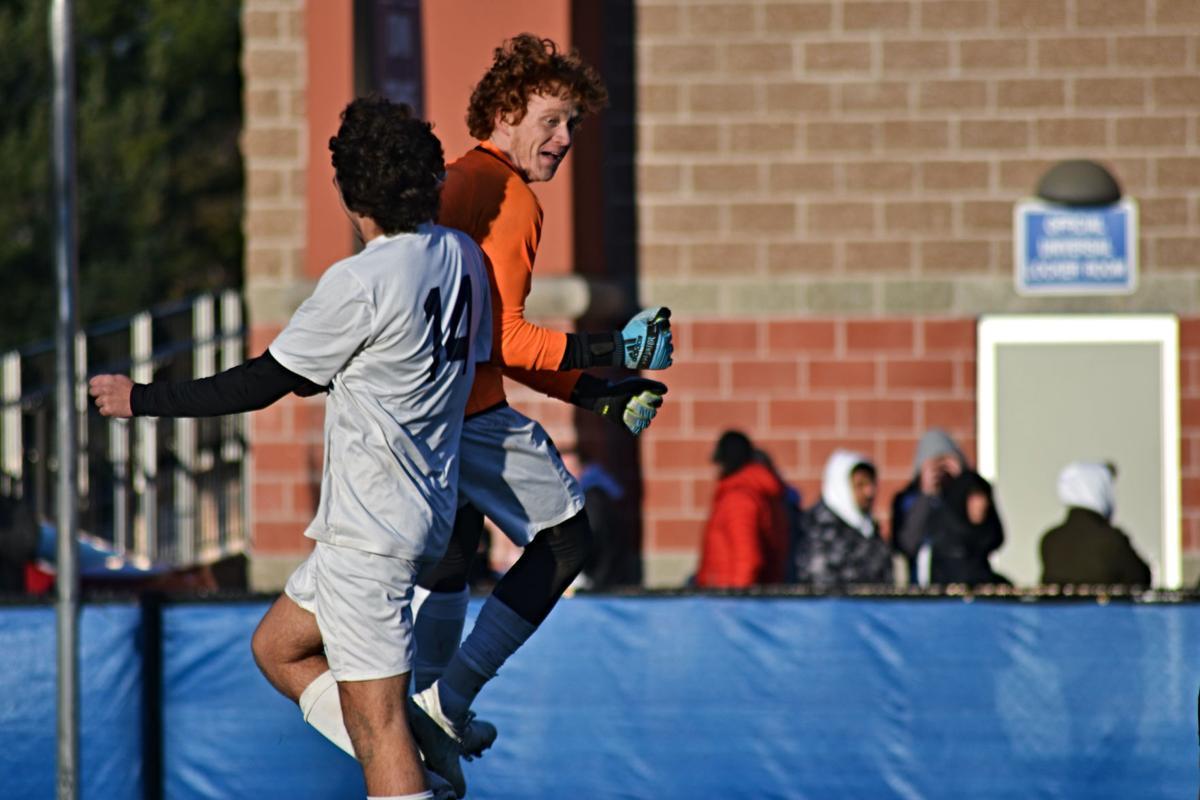 Skaneateles vs. Haverling - Boys Soccer state semifinals - 16