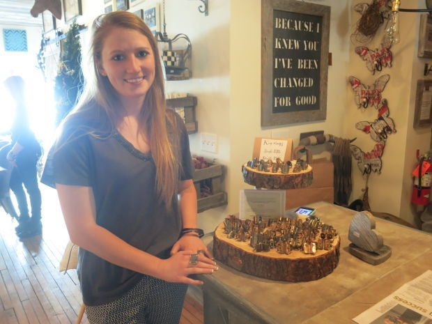 Skaneateles native Jordan Dudden finds key to success, charity with line of rings
