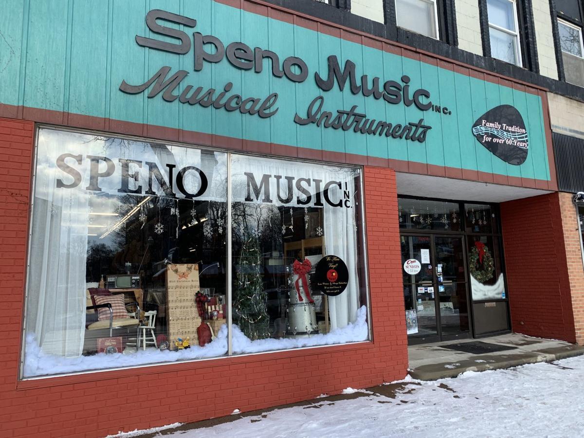 Speno Music