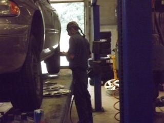 Webster's Garage