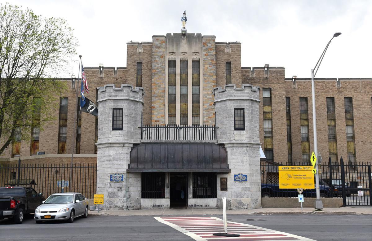 Auburn Correctional Facility file