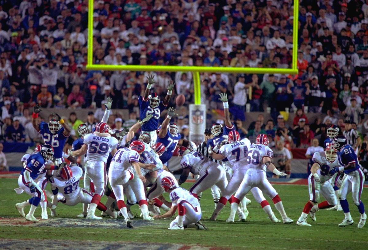Why I'm excited for 'Four Falls of Buffalo,' ESPN's film on Buffalo Bills'  Super Bowl teams   In the Pros   auburnpub.com